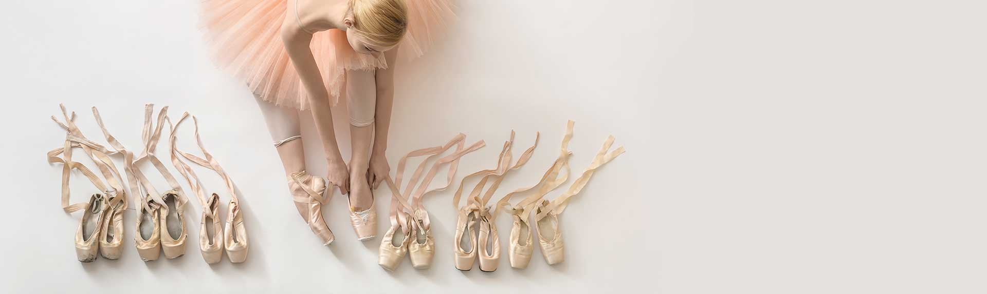 The Ballet Boutique Wimbledon - dance shop London