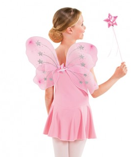 Star Wings and Wand Set