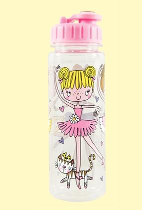 water bottle ballerinas