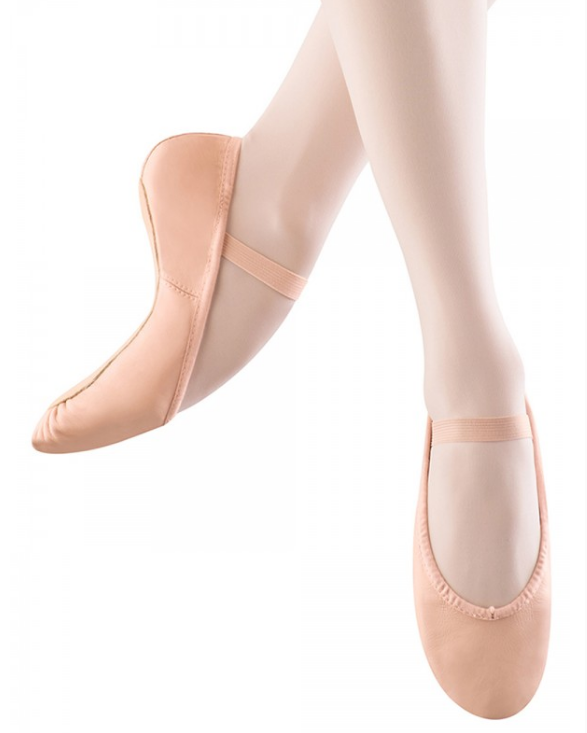 S0205L DANSOFT Leather Ballet Shoe