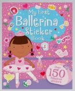 My First Ballerina Sticker Book