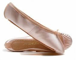 Katz Full Sole Satin Ballet Shoes