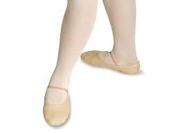 Roch Valley Full Sole Leather Ballet Shoes SS/L