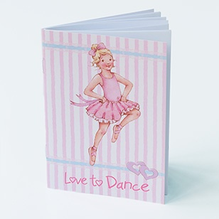 Love to Dance Notebook NB003
