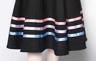 Character Skirt Pastel