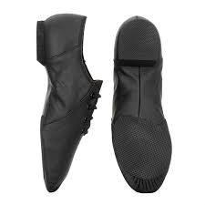 S0405G/L Bloch JAZZSOFT Jazz Shoe - Black