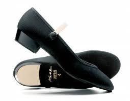 Katz Low Heel Canvas Character Shoe