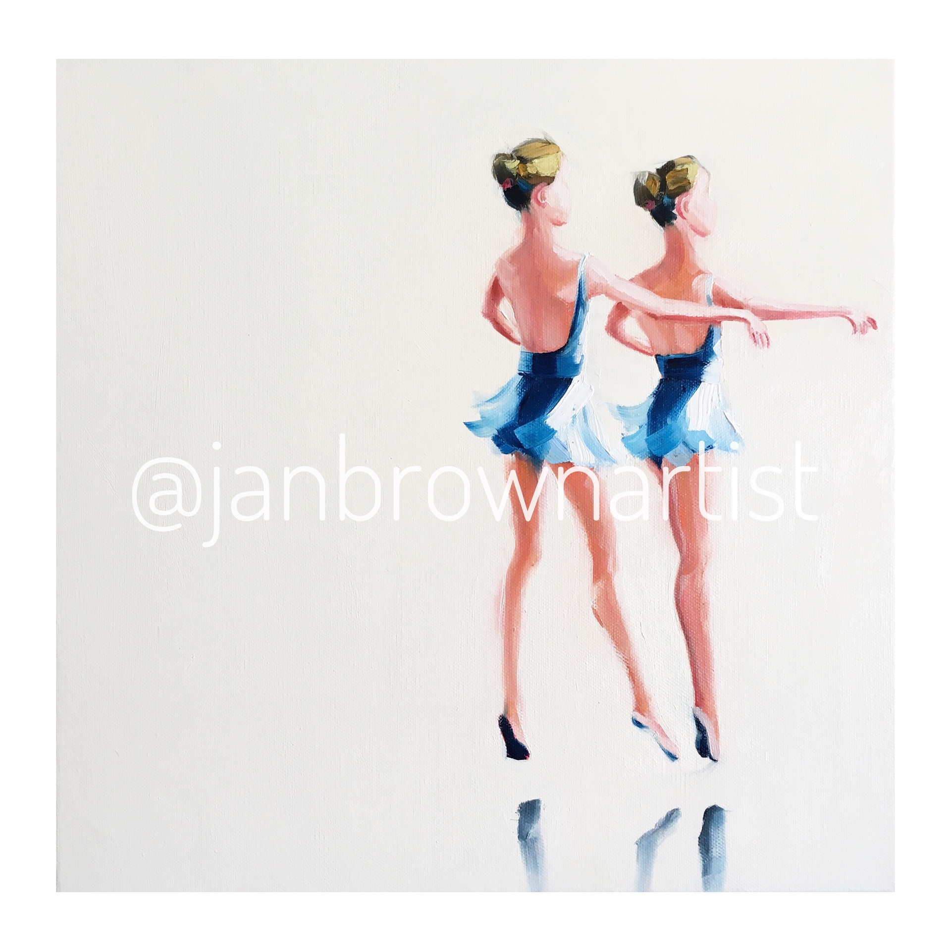 'Jumping for Joy' Artwork