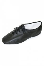BL402G/L Bloch Jazzlite Rubber Sole Jazz Shoe
