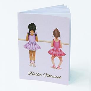 Ballet Notebook NB001