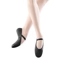 Bloch Ecole Black Leather Ballet Shoe S0255G/L