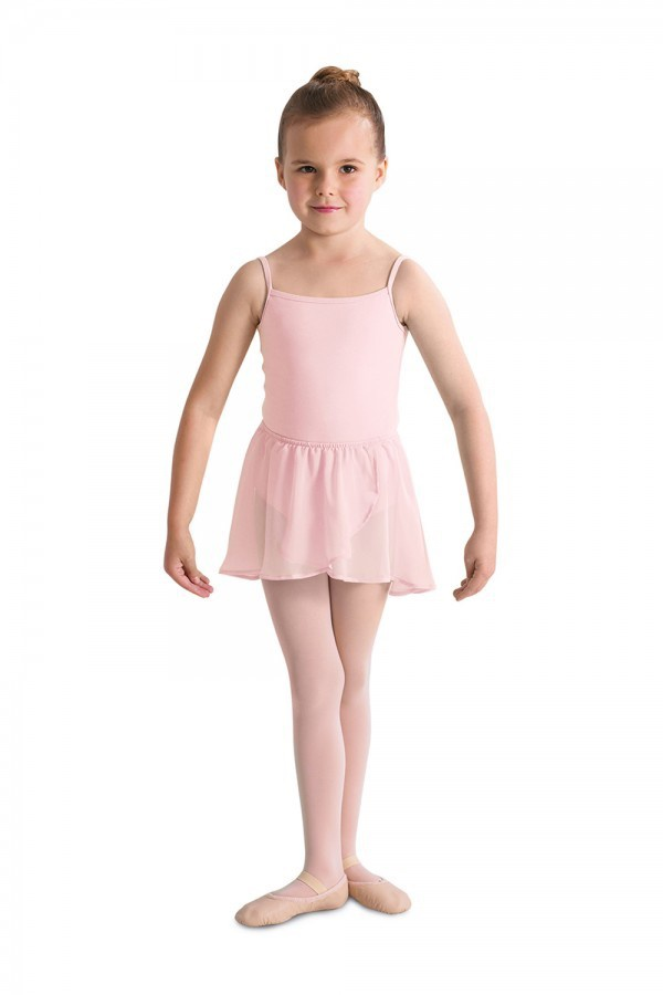 CR5110 Bloch Mock Wrap Skirt