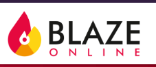 Blaze Online Variable Product