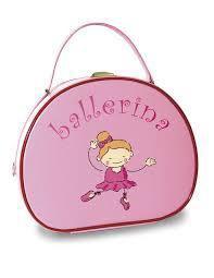 Vanity Case Ballerina Dance Bag (VKATY)